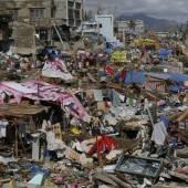 Hunger auf Philippinen schlägt in Gewalt um