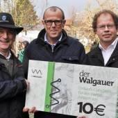 Walgauer bei Volksfest präsentiert