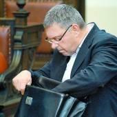 Arno Eccher vor Gericht