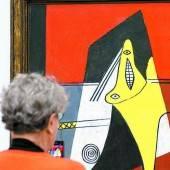 Nazi-Raubkunst 1500 Gemälde sichergestellt /D7