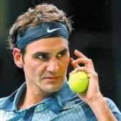 Roger Federer blickt nach vorne