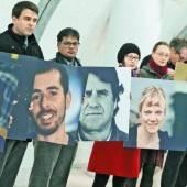 Umweltschützer fordern Freilassung von Greenpeace-Aktivisten