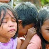 Taifun Haiyan Not und Chaos auf Philippinen /D8