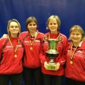 Ländle-Quartett zum elften Mal Europacupsieger