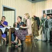 Ladykillers, ein legendärer Film, wird im Montafon zum Bühnenspaß