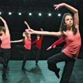 Moderner Tanz gewinnt Freunde Vorarlbergs Netzwerk ist aktiv /D4