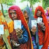 Historisch hohe Wahlbeteiligung im indischen Madhya Pradesh