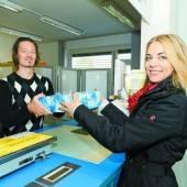 Zufrieden mit dem Postpartner Integra-Projekt zieht Jahresbilanz /A5