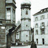 Bregenz 1944 Stadtentwicklung in Bildern /A6, 7