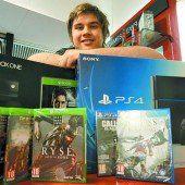 Xbox One und Playstation 4 Die neue Konsolen-Generation /A6