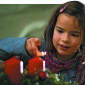 Morgen brennt die erste Kerze am Adventkranz
