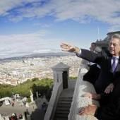 Bundespräsident Fischer besucht Marseille