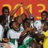 Nigeria holt sich zum vierten Mal den Titel als U-17-Weltmeister
