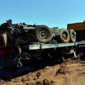 Unfall: 29 Tote in Südafrika