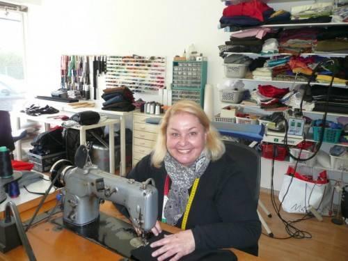 """Gabriele Breznik: """"Die Kunden spüren, dass wir gerne für sie arbeiten."""" Fotos: Marlene Matt"""