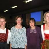 Festliches Treffen der Bäuerinnen in Sonntag