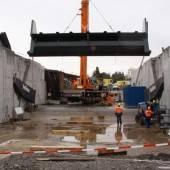 Meilenstein für Kraftwerksbau am Illspitz