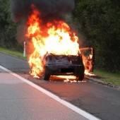 Wenn Autos plötzlich brennen