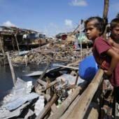 600.000 Taifun-Opfer weiterhin ohne Hilfe