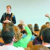 Schüler-Interesse an Alternativ-Energien