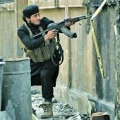 Rebellenführer in Syrien getötet