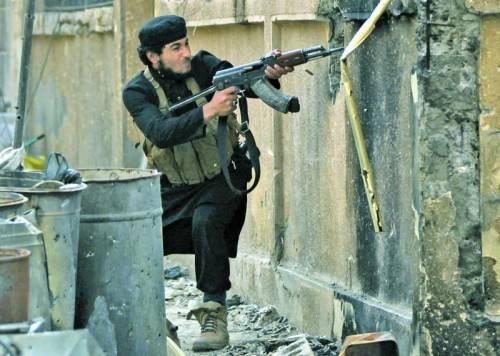 Kampf um Syrien: Schwere Verluste für die Rebellen. Foto: RTS