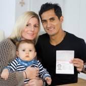 Weniger Einbürgerungen im Land