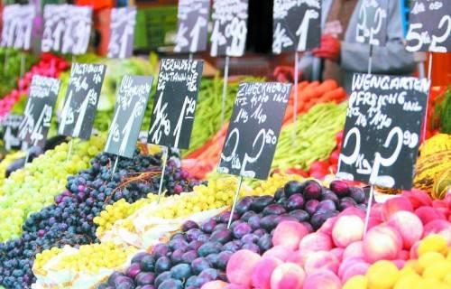 Lebensmittelhändler und -hersteller müssten Preise vereinbaren, um gut wirtschaften zu können, so Spar-Chef Gerhard Drexel. Foto: APA