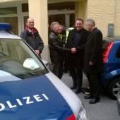 Polizeispitze verfolgte Taschendieb