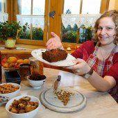In der Klostertaler Weihnachtsbäckerei