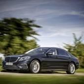 Mercedes mit stärkster Oberklasse-Limousine