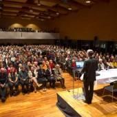 700 Besucher stürmten Mini Med-Studium /G6