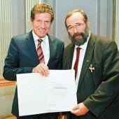 Georg Grabherr erhält Wissenschaftspreis