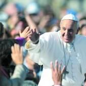 Papst stellt heikle Fragen