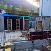 Maria Ebene: Neubau wächst in die Höhe