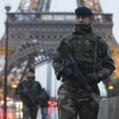 Täter von Paris gefasst