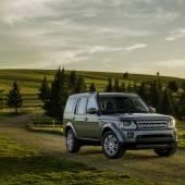 Land Rover wertet Modellfamilie auf