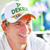 Force India holt Hülkenberg