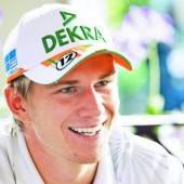 Force India holt Hülkenberg
