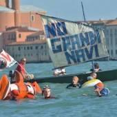 Venedig sperrt ab 2014 Kreuzfahrtschiffe aus