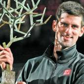 Djokovic jagt in London Nadal