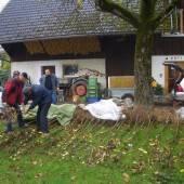 Rund 50 neue Obstbäume im Klostertal