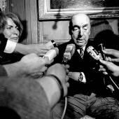Pablo Neruda starb an Krebs