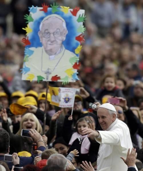 Der Papst feierte gestern seinen 77. Geburtstag. Er hat sich mit all den Reformanliegen viel vorgenommen. Foto: AP