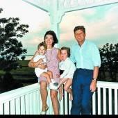 Getrübtes Glück: First Lady Jackie Kennedy
