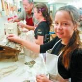 Krippenbauer zeigen im ganzen Land ihre Handwerkskunst