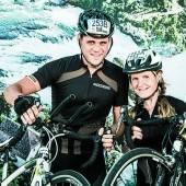 Radfahren für das Kinderdorf