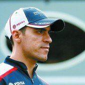Maldonado ist der Nachfolger von Räikkönen