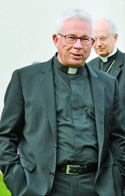 Lackners Bestellung zum Erzbischof ist nun offiziell. Foto: APA