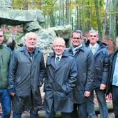 Geldinstitute unterstützen Wildpark